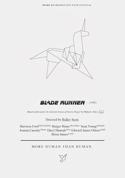 Blade Runner - simply the best ever