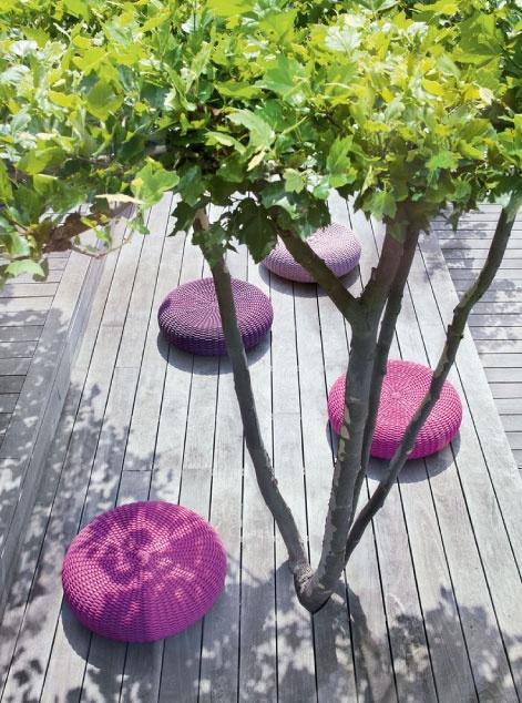 Outdoor: design & colore