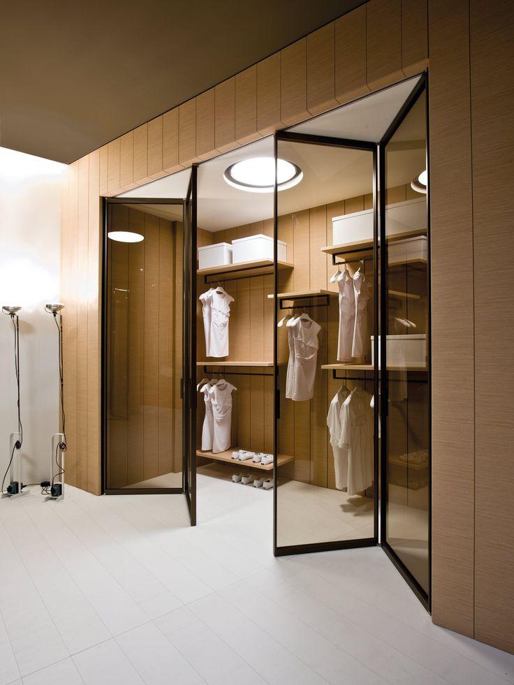 Glass Partition Wall Door Pavilion Light Pavilion Collection By Tre P Dressingroom Amp Closet