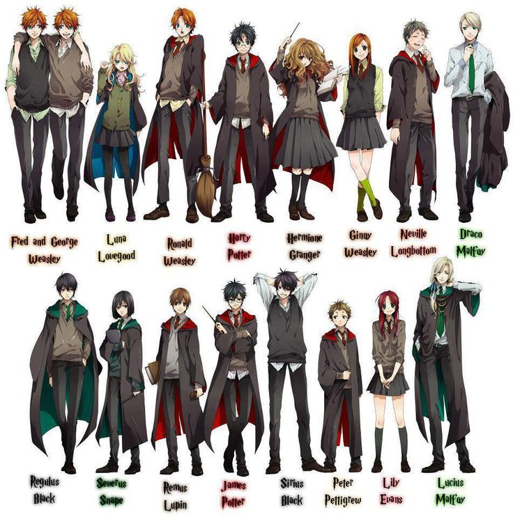 Après la frise de transformation made in Japan, voici quelques fanarts détaillant le design des personnages si Harry Potter devenait un anime. Certains sont allés encore plus loin en proposant carrément un trailer !   Voir le trailer sur…