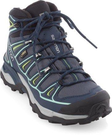 Salomon Women's X Ultra Mid II GTX Hiking Boots