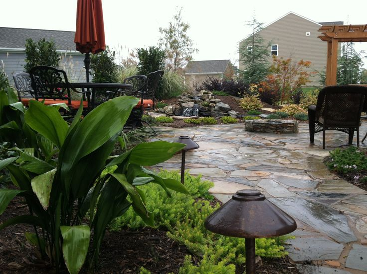 1000+ Images About Landscaping Design On Pinterest | Fire Pits
