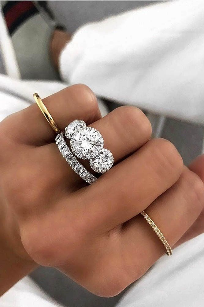 100 Popular Engagement Ring Designers We Admire Wedding Forward Popular Engagement Rings Rose Gold Engagement Ring Three Stone Engagement Rings