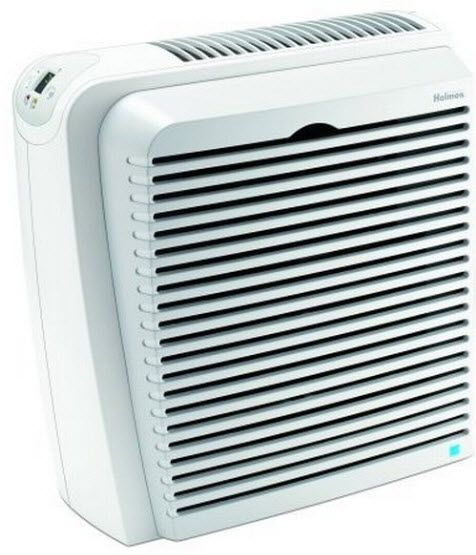 It serves as a humidifier and allergen remover, which can quickly remove as much as 99.97 percent of allergens in the air including pet dander, smoke, mold, dust, and pollen that pass through the filter.