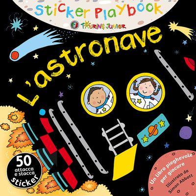 #L' astronave. con adesivi edizione Touring junior  ad Euro 6.72 in #Touring junior #Libri per ragazzi