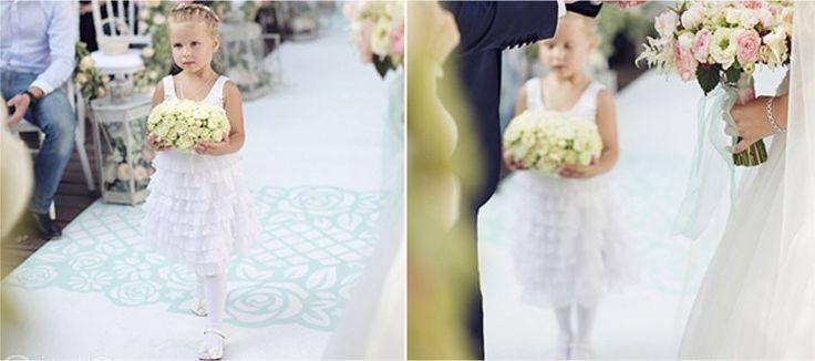 Нанесение изображений на ковровые дорожки. Ковровая дорожка с инициалами молодоженов. Персонализация ковровой дорожки