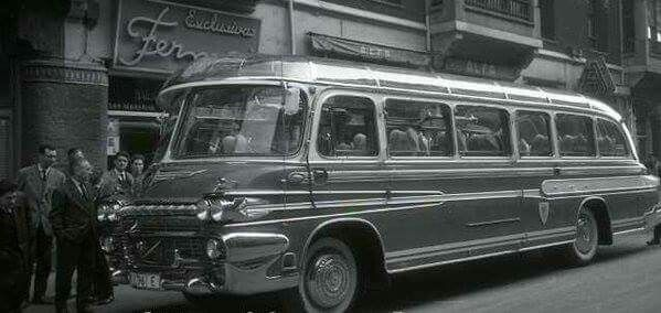 Autocarro, Athletic Bilbao.