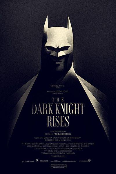Maravilloso diseño de Batman.