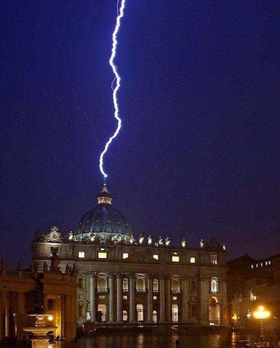 lightnings.