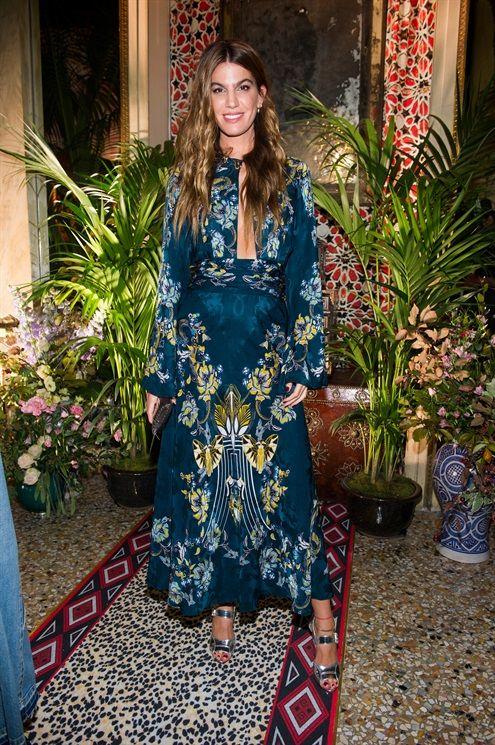BIANCA BRANDOLINI D'ADDA - Roberto Cavalli SS17 MFW Front Row: Settimana della Moda di Milano, le star - September 2017 - Vogue.it