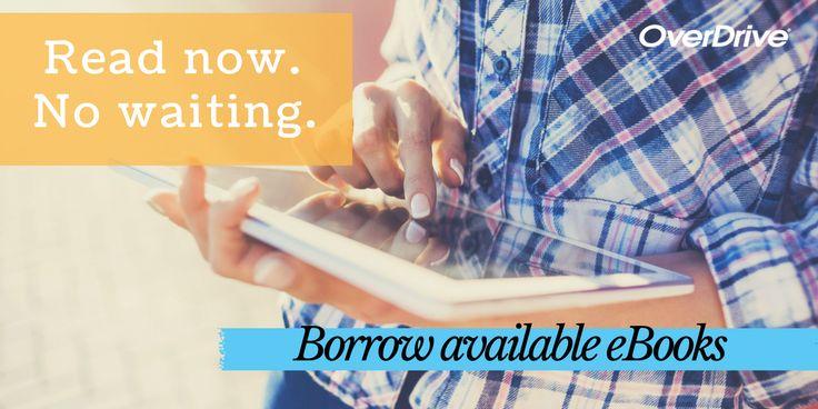 #eBookLove - eBooks & audiobooks available  24/7!