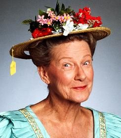 Minnie Pearl-not only was her down home humor right up my alley, she was also an incredibly kind woman. She gave most of her millions to cancer research and numerous other institutions. She also took K.D. Lang under her wing when most of Nashville shunned her....