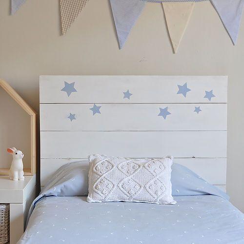 M s de 25 ideas incre bles sobre cabeceros infantiles en pinterest dormitorios infantiles - Cabeceros artesanales ...