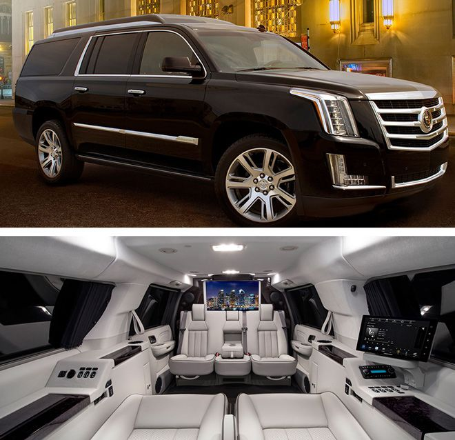 This is not just a van: it's a mobile office for CEOs! #supercar #van #luxury #stunning