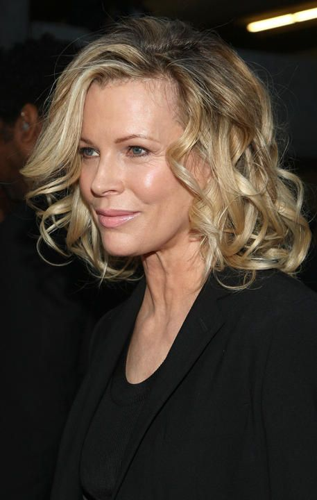 Kim Basinger - she makes 60 look so great! Now she is one person that aged well .