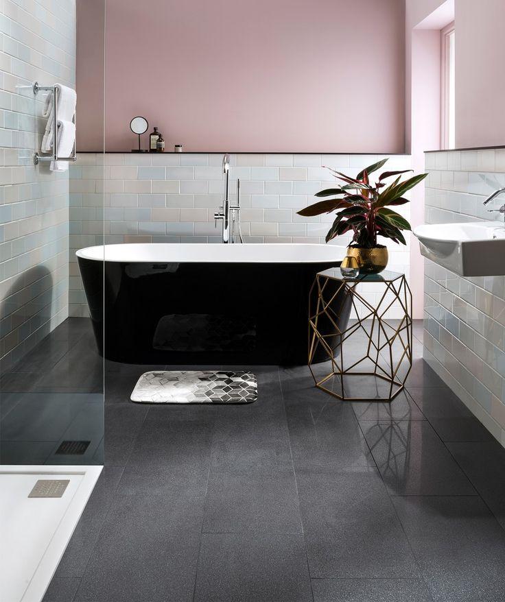 wynter™ hues tile  topps tiles tiles loft bathroom