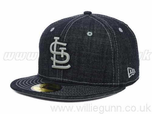 A cool fabric changeup - Cheap Denim/Gray St. Louis Cardinals New Era MLB Classic Denim 59FIFTY Cap FE218448 outlet online shopping