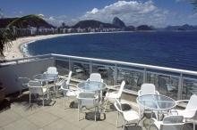 Orla Hotel, Copacabana