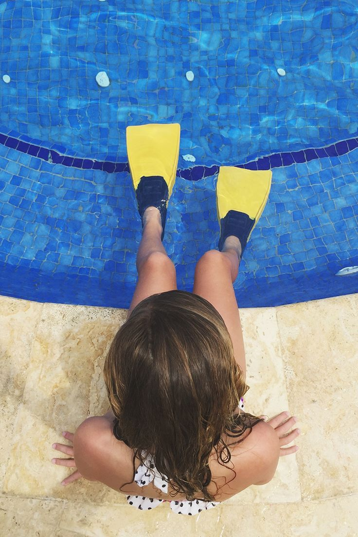It's up to her to jump right in or just dip her toes. At Hyatt Ziva, there are plenty of swimming options for your little one.