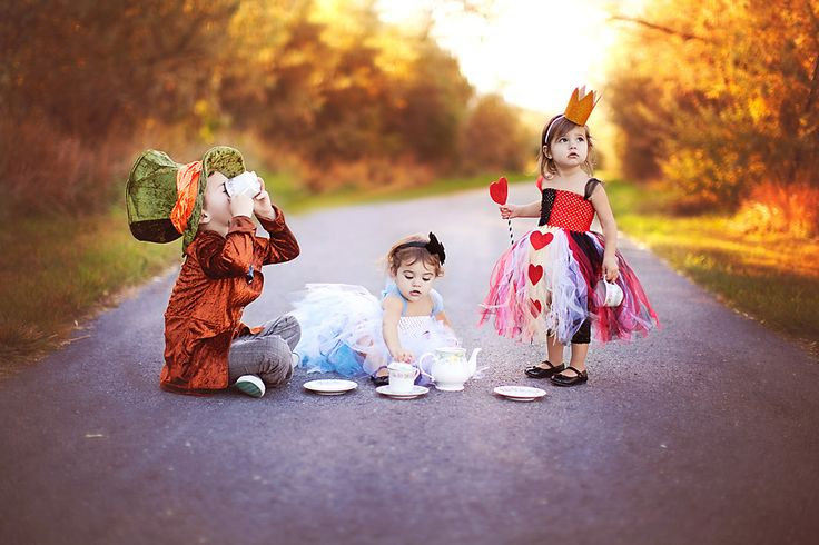 Ty Bebe Photography - Alice in Wonderland