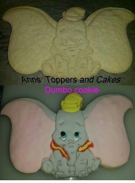 Dumbo cookie