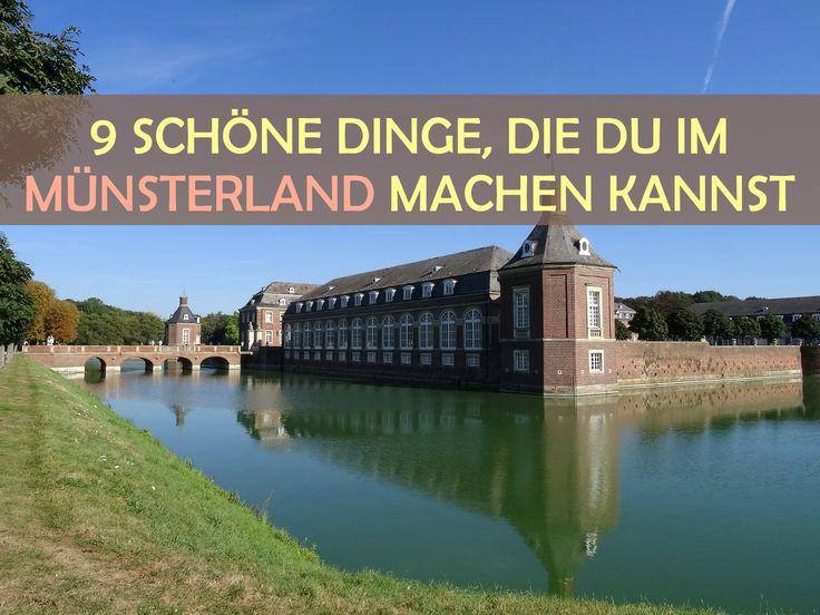 In diesem Artikel stelle ich dir 9 Dinge vor, die du im Münsterland unternehmen kannst. Burgen und Schlösser, Zoo, Eiskeller - es gibt jede Menge zu sehen.
