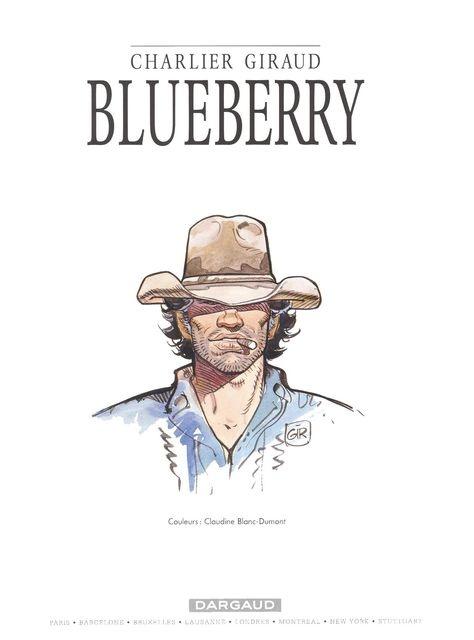 1) BLUEBERRY - BDE GIR blu