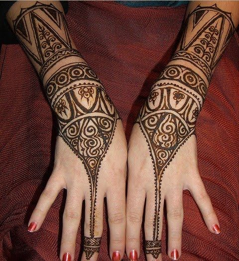 What Is A Henna Tattoo? | chicagothreadingbar