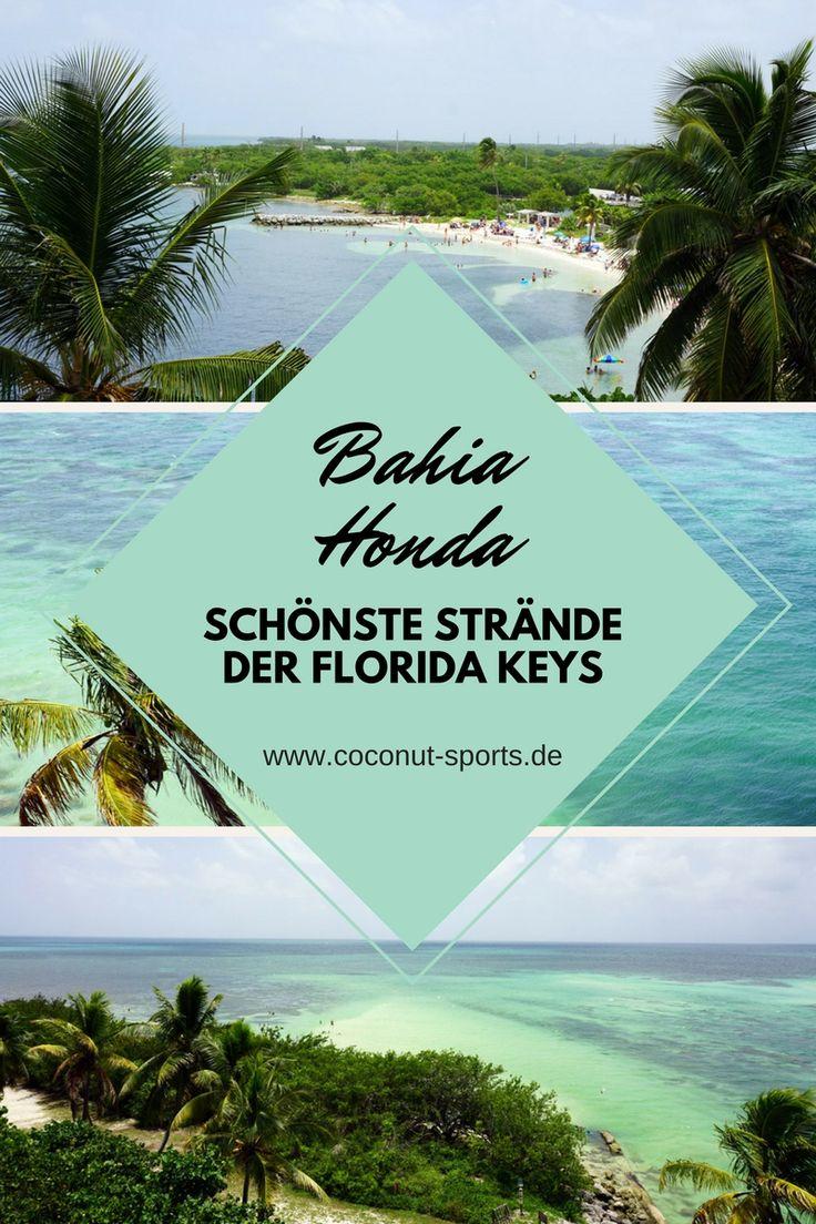 Schönste Strände der Florida Keys gesucht? Die findet ihr definitiv im Bahia Honda State Park. Kristallklares Wasser und Karibikfeeling inklusive.