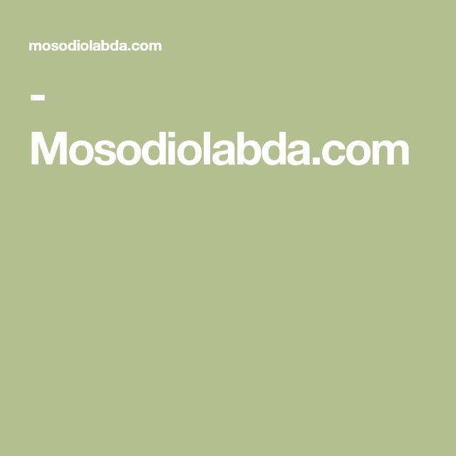 - Mosodiolabda.com