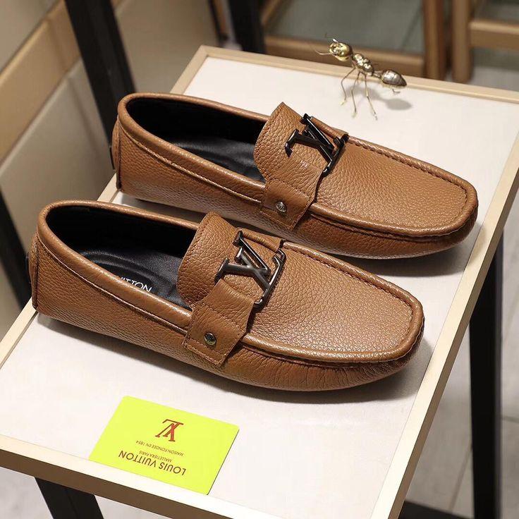 Louis vuitton first copy brown shoes louis vuitton shoes