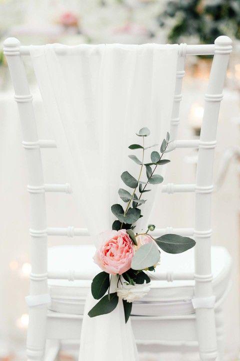 Свадебное Вдохновение: Цветочные Love