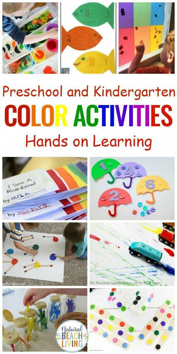 Teaching Degree Education Degree Education College Online Programs Educationdegree Color Activities For Toddlers Preschool Color Activities Color Activities Coloring activities for preschool
