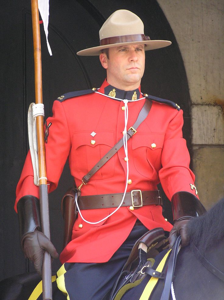 Gendarmerie royale du Canada- Royal Canadian Mounted Police