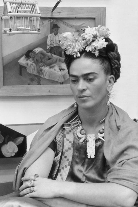 Frida Kahlo: A Life in Photos