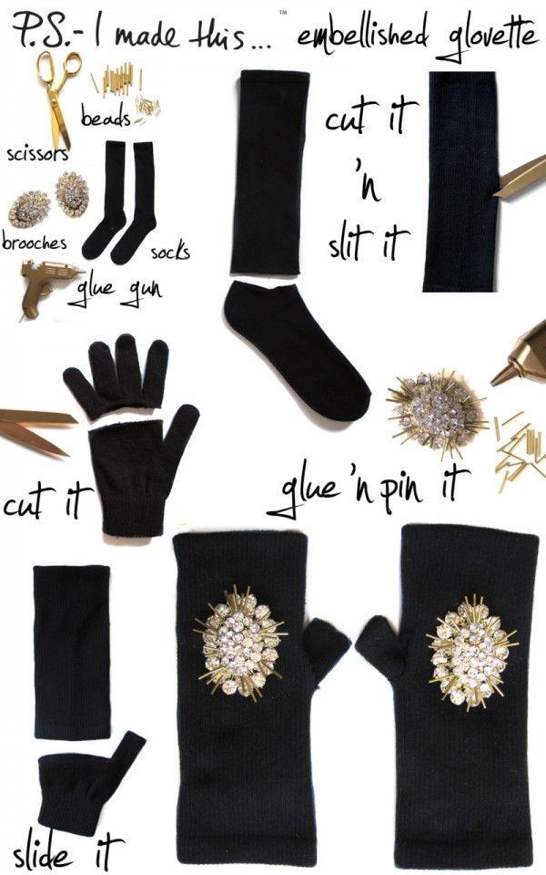 DIY: From Trash to High Fashion