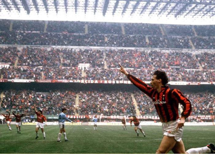 Marco Van Basten - AC Milan