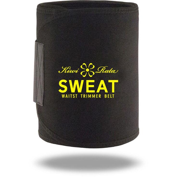 Sweat Belt Hot Shapers Sweat Waist Trainer Neoprene Soft Black Trimmer Belt Body Shaper Waist Trainers Sweat Premium Fat Belt