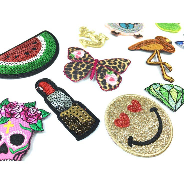 ¿Aún no has descubierto los últimos parches termoadhesivos de Mercería Botton? ¡Indaga y descúbrelos!   https://www.merceriabotton.es/parches-ropa-casual-427    #merceriabotton #botton #merceria  #merceriaonline #tutorial #diy #moda #parches #crafts #merceriacreativa #idea #trims #adornos #customize #customizar #mercerie #decoracion #decoration #estilo #manualidades #creatividad