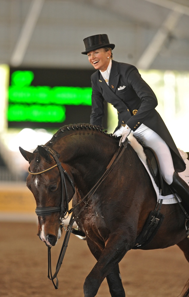 Lisa Wilcox And Pikko Del Cerro HU Win CDI Grand Prix  TOO COOL FOR WORDS!!!  LOVE THIS, LOVE THIS, LOVE THIS!