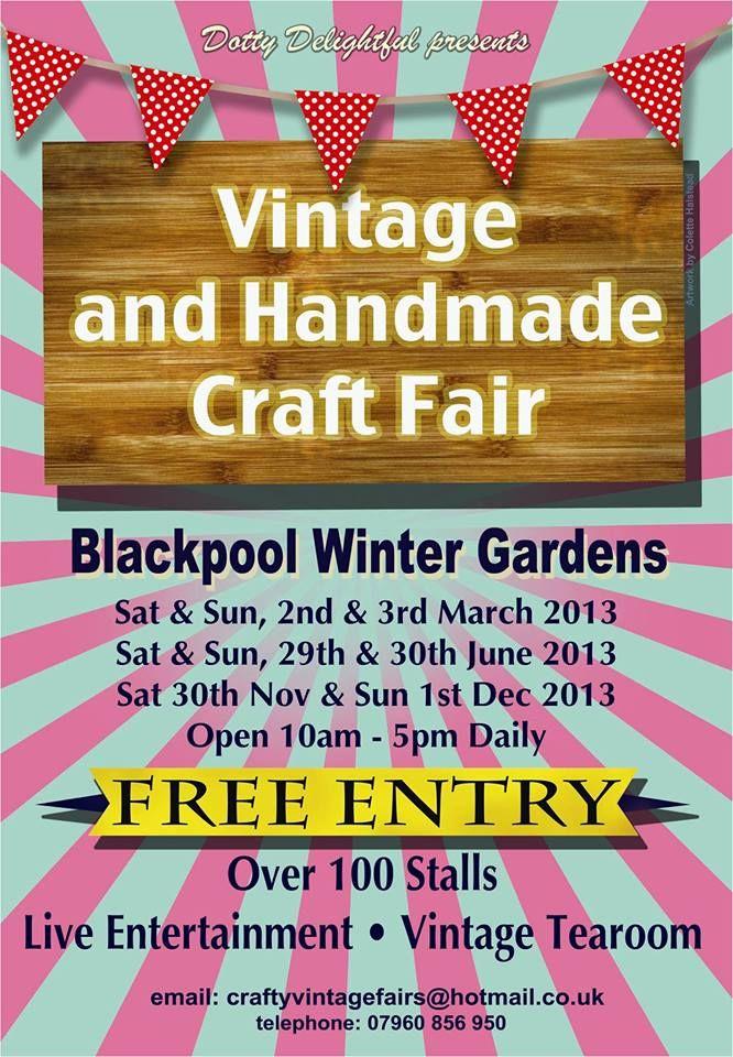Vintage and Handmade Craft Fair