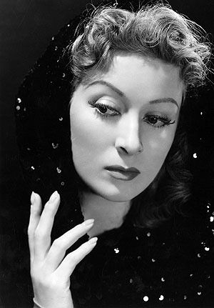 In memory of Greer Garson - b September 29, 1904 London, England - died April 06, 1996 age 91 of heart failure