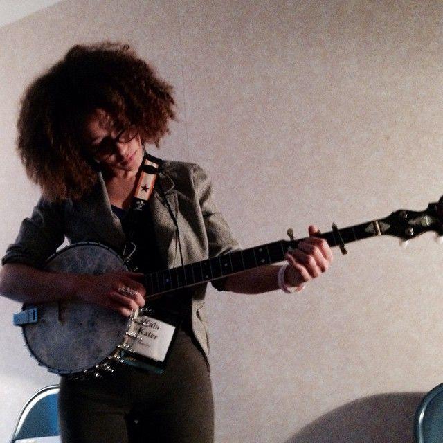 Kaia Kater LIVE #NERFA2014 @spincount