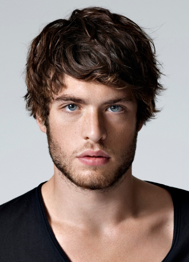 Various Trendy And Hot Mens Medium Hairstyles. Use The Possibilities Of  Your Tresses And Refresh Your Hairdo To Look Smart, Sexy And Attractive.