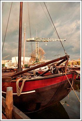 niederländische Kanalboating