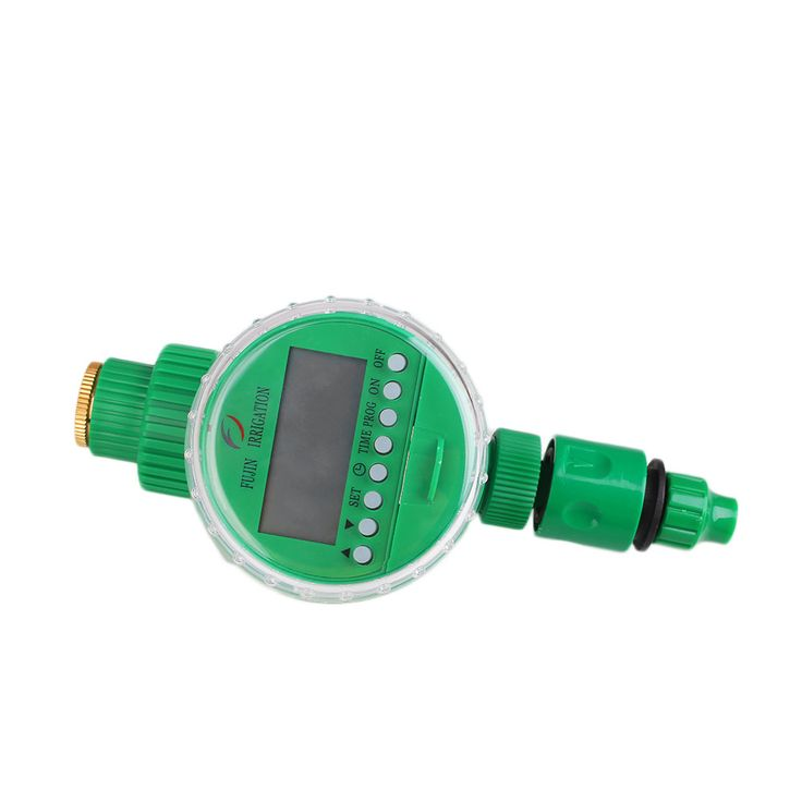 Watering Plant Flower Garden Automatic Irrigation System Sprinkler Timer Green