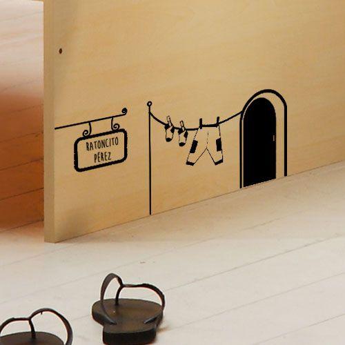 Las 25 mejores ideas sobre decoraci n de la habitaci n del - Decoracion pared exterior ...