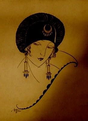 Orpha Klinker drawing