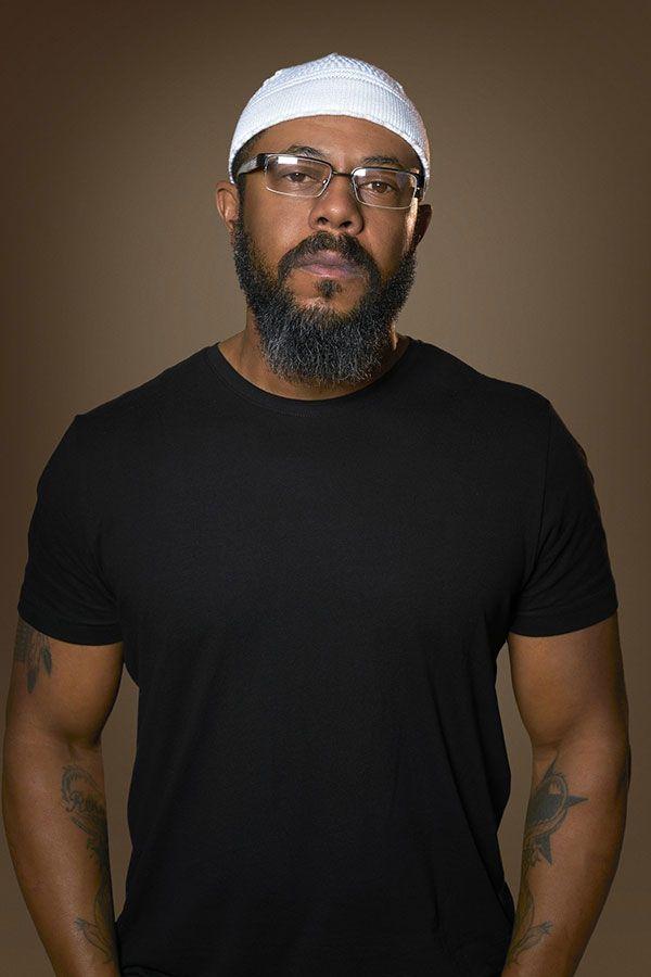 "Rockmond Dunbar as Benjamin Miles ""C-Note"" Franklin in #PrisonBreak - Season 5"