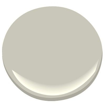 """So, this shade """"brushed aluminum by Benjamin Moore"""" is supposed to go with oak undertones. Experts advise that neutral (beige) paints need to be olive in undertone and NOT pink in undertone to look nice with oak trim and flooring due to the yellow undertones in the wood."""